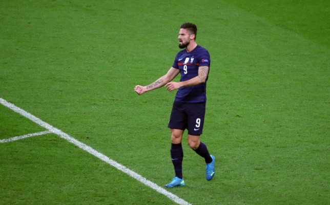 Olivier Giroud sends message to Frank Lampard with brace for France amid Chelsea exit rumours - Bóng Đá