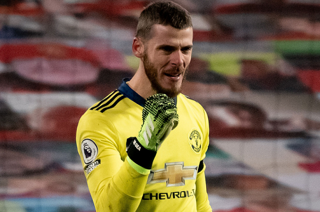 David De Gea overtakes Roy Keane among top-5 players with most Premier League games for Man United - Bóng Đá