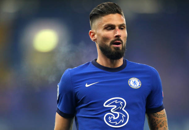 'It's something you have or you don't': Giroud shares secrets behind what great strikers do - Bóng Đá