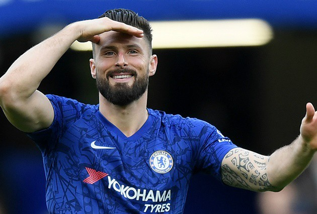'I'm the happiest man when I'm on the pitch' – Giroud hints at Chelsea stay in January - Bóng Đá
