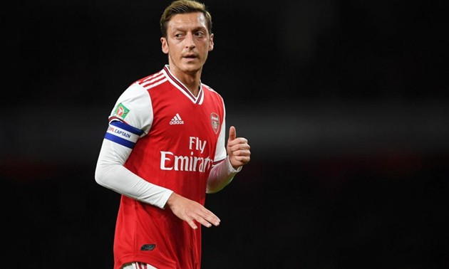 Juventus 'turn down chance to sign Arsenal's Mesut Ozil for free in January' - Bóng Đá