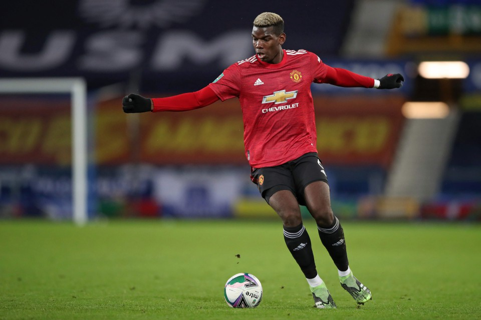 Juventus will only re-sign wantaway Manchester United star Paul Pogba for cut-price £50million with January transfer ruled out - Bóng Đá