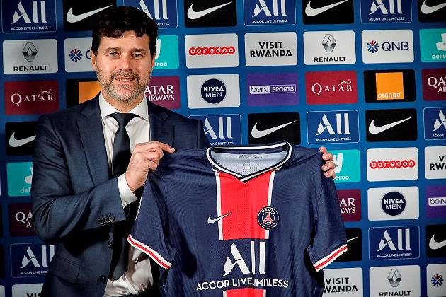 Mauricio Pochettino will become the 10th @PSG_inside's manager to have played for the club  - Bóng Đá