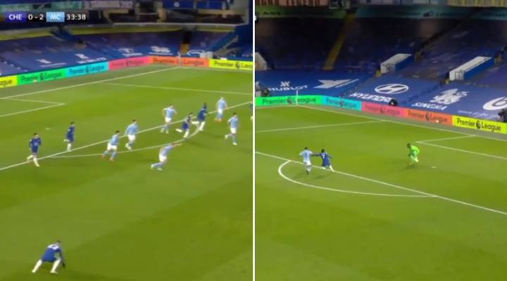 Chelsea Star Hakim Ziyech Slated After 'Failing To Track Back' For Manchester City's Third Goal - Bóng Đá