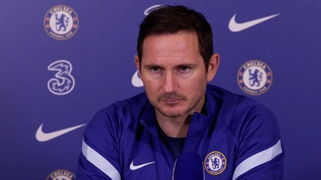 'I'll always feel the heat' – Frank Lampard responds to Chelsea sack rumours - Bóng Đá