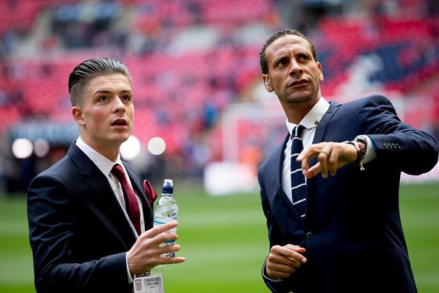 Rio Ferdinand admits he doesn't care if Paul Pogba leaves and urges Jack Grealish signing - Bóng Đá