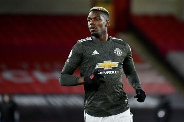Man Utd 'tell Juventus conditions for Paul Pogba swap deal' including Aaron Ramsey stance - Bóng Đá