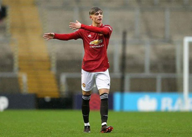 #mufc have rebuffed an initial approach from Southampton to loan Brandon Williams - Bóng Đá