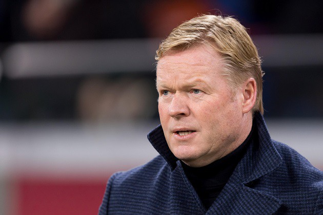 Koeman: 'The Messi, Griezmann and Dembele attacking trio was perfect' - Bóng Đá
