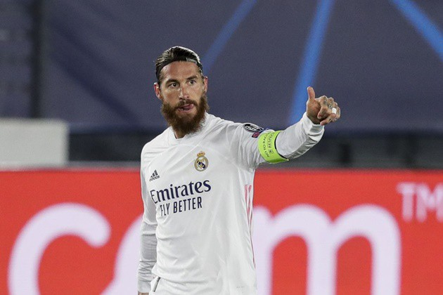 Real Madrid enter panic mode and offer Ramos two renewal options - Bóng Đá