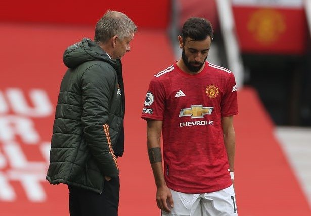 Bruno Fernandes issues rallying cry to Manchester United teammates - Bóng Đá