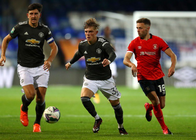 Report: Everton are genuine contenders to loan player Solskjaer called 'absolutely outstanding' - Bóng Đá