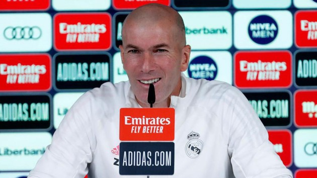 Zidane: I don't know what will happen with Ramos - Bóng Đá