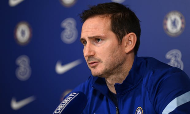 Frank Lampard says: 'I could have sat on telly' amid speculation on future - Bóng Đá