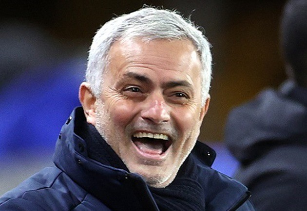 Jose Mourinho reacts to Liverpool helping Marine ahead of FA Cup clash against Spurs - Bóng Đá