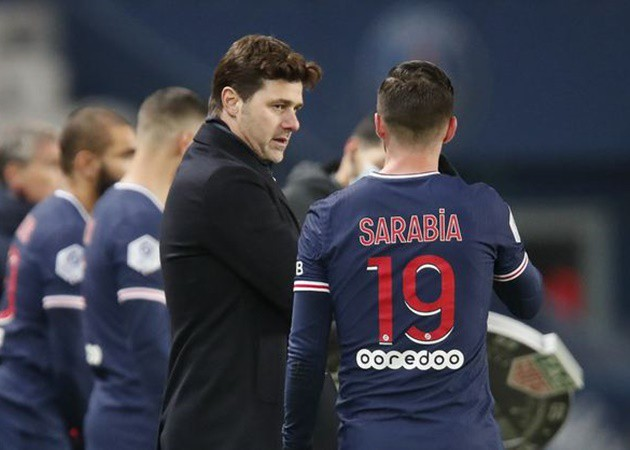 'There is a lot to correct' - Pochettino wants more from PSG players after first win - Bóng Đá