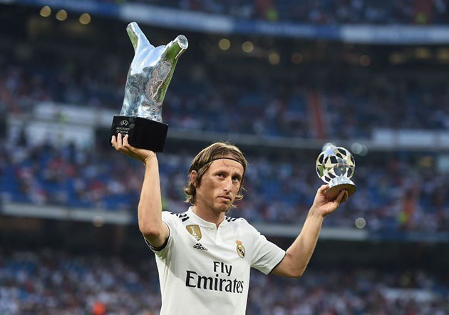 Ranking the 5 best Real Madrid players in the last decade - Bóng Đá