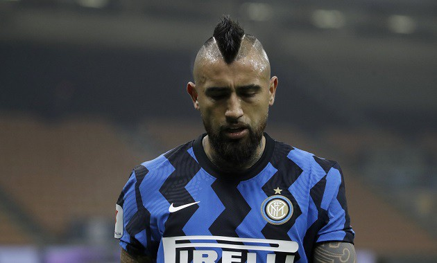 Mutual Termination Of Contract A Plausible Option Given No Offers Having Arrived For Inter's Arturo Vidal, Italian Media Report - Bóng Đá