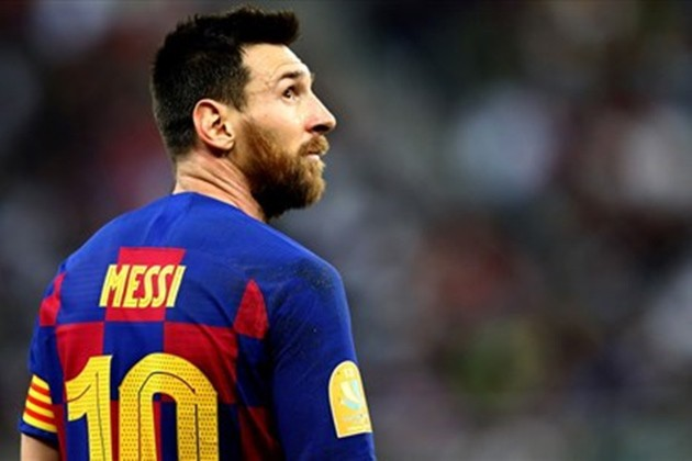 'He must stay' - Ronaldinho says Messi has to continue with Barcelona - Bóng Đá