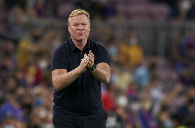 Koeman excused himself with Laporta on the fact that the team had many injuries - Bóng Đá