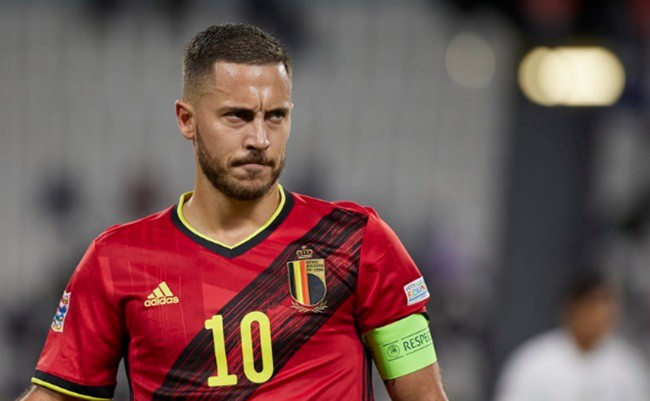 Real Madrid are reportedly ready to cut their losses on Eden Hazard - Bóng Đá