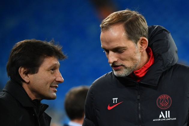 PSG sporting director Leonardo spoke about the decision to part ways with Tuchel, - Bóng Đá
