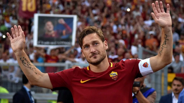Totti: Real Madrid were the only club I could have left Roma for - Bóng Đá